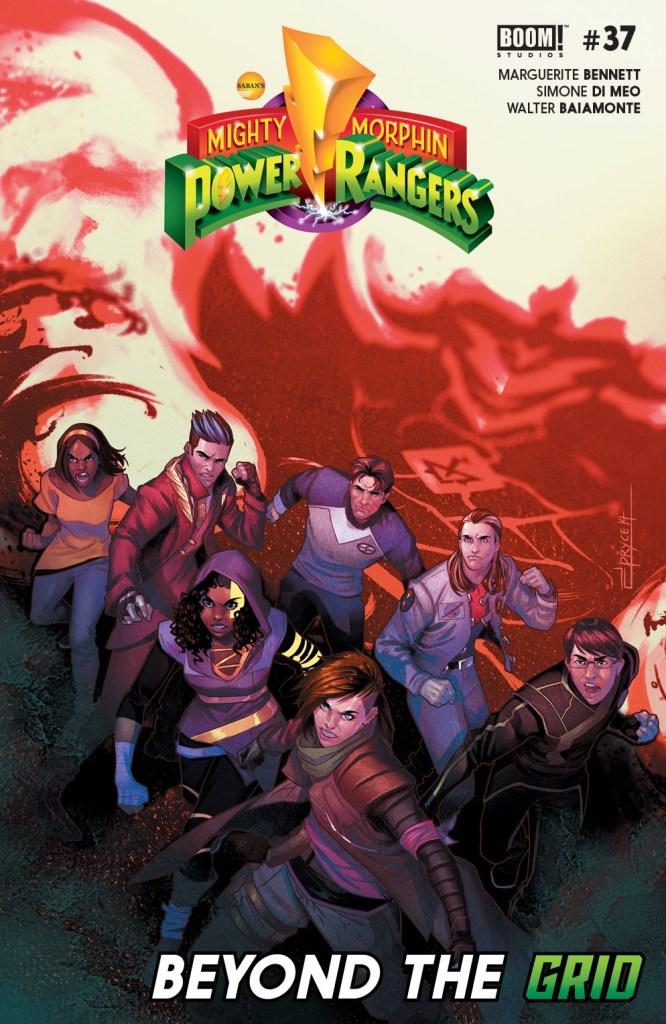Mighty Morphin Power Rangers #37