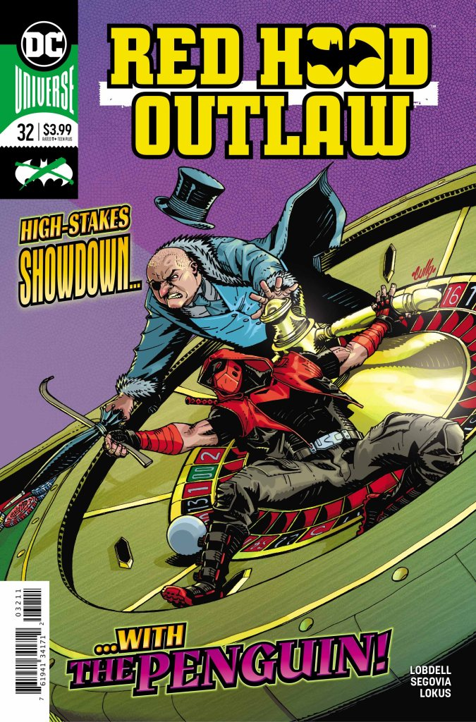 Red Hood Outlaw #32