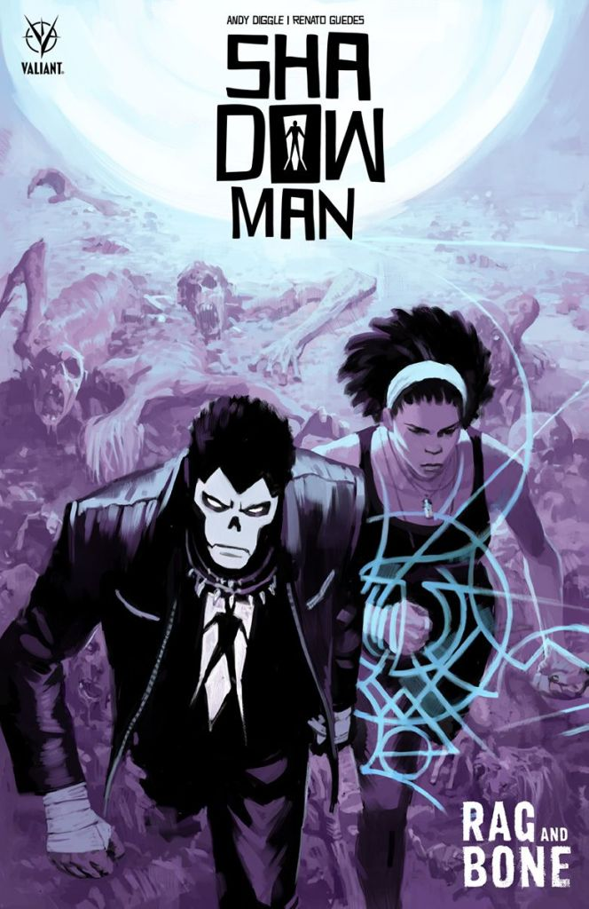 Shadowman Vol. 3: Rag and Bone TPB
