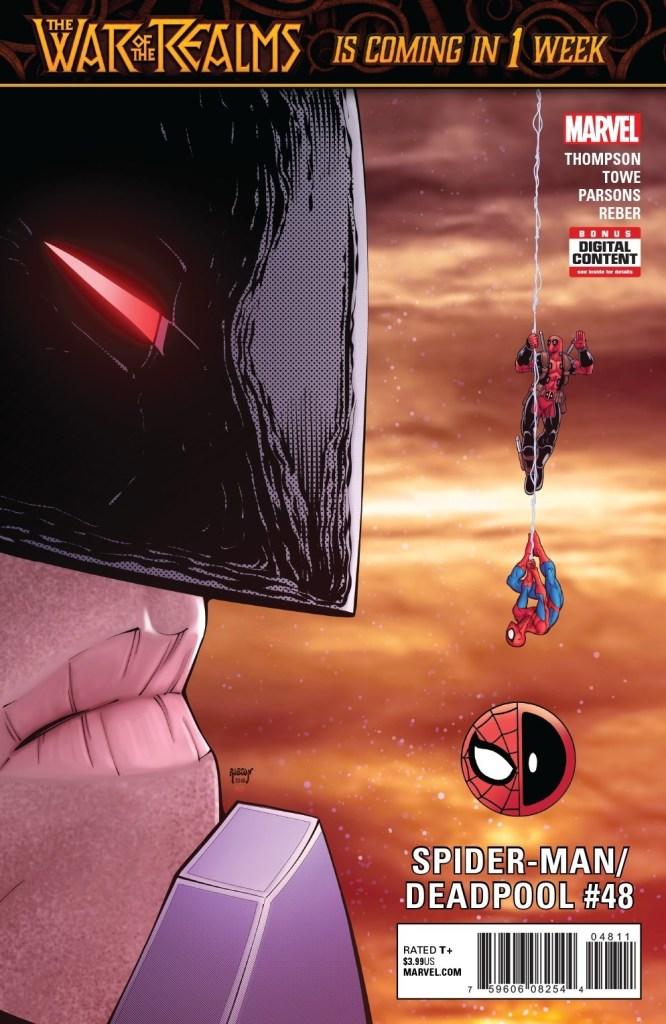 Spider-Man/Deadpool #48