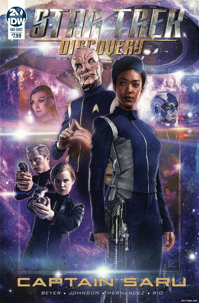 Star Trek: Discovery - Captain Saru