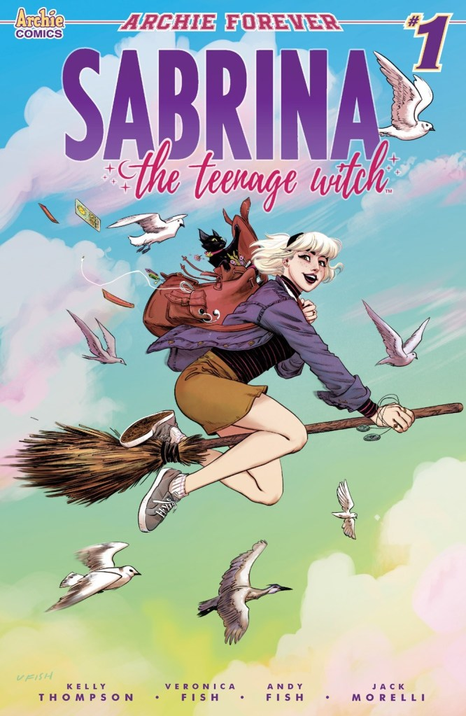 SABRINA THE TEENAGE WITCH #1 (OF 5)