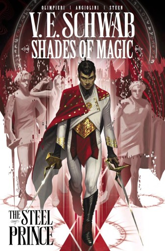 Shades of Magic Vol. 1 The Steel Prince
