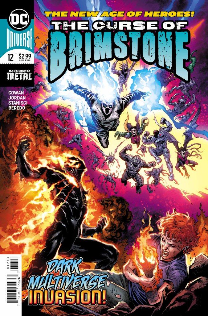 The Curse of Brimstone #12