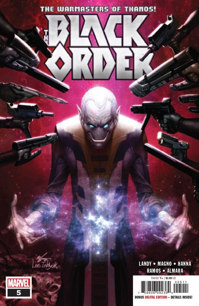 The Black Order #5