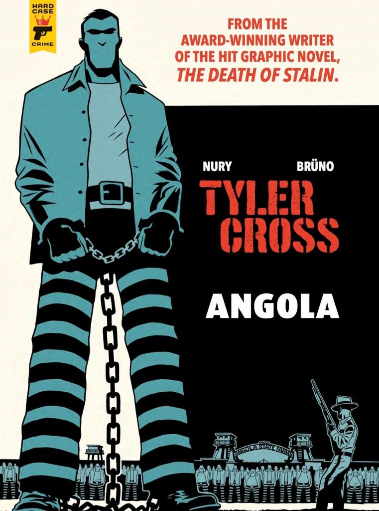 TYLER CROSS: ANGOLA HC