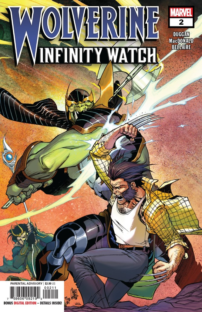 Wolverine: Infinity Watch #2 (of 5)