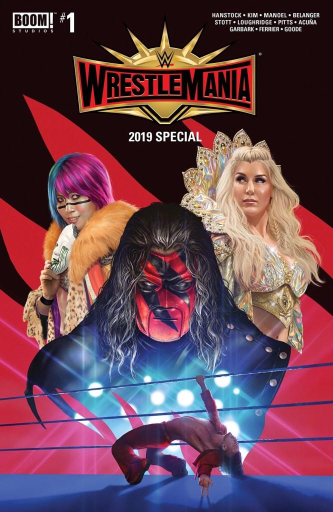 WWE Wrestlemania 2019 Special