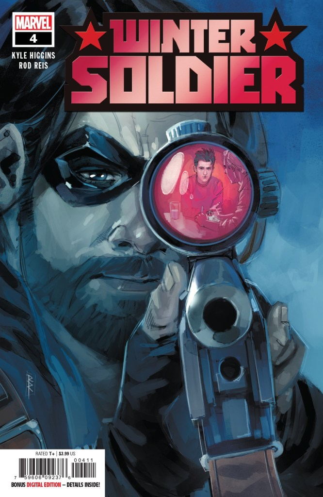 Winter Soldier #4 (of 5)