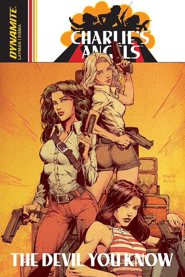 Charlie's Angels TP