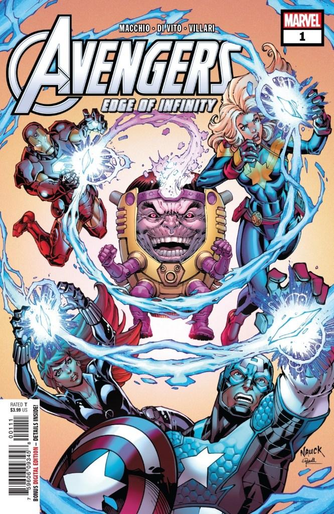 Avengers: Edge of Infinity #1