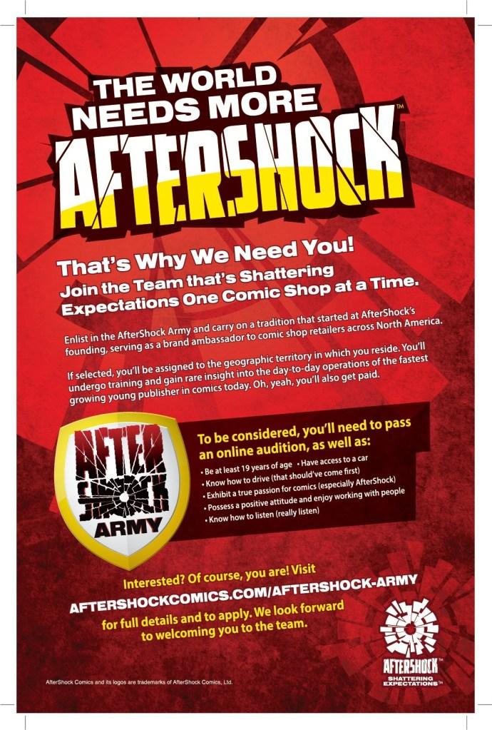 AfterShock Army