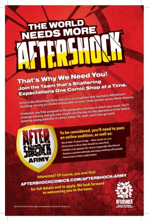 AfterShock Army