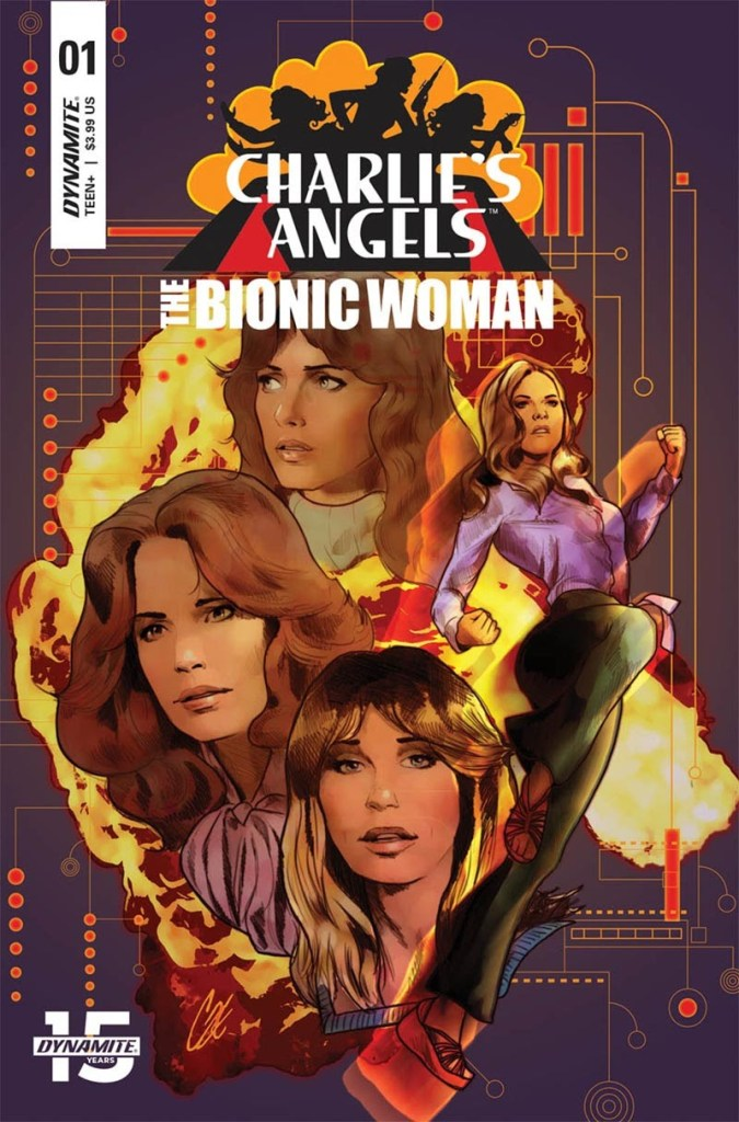 Charlie's Angels/Bionic Woman #1