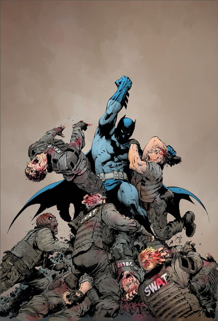 DCeased #1 main cover