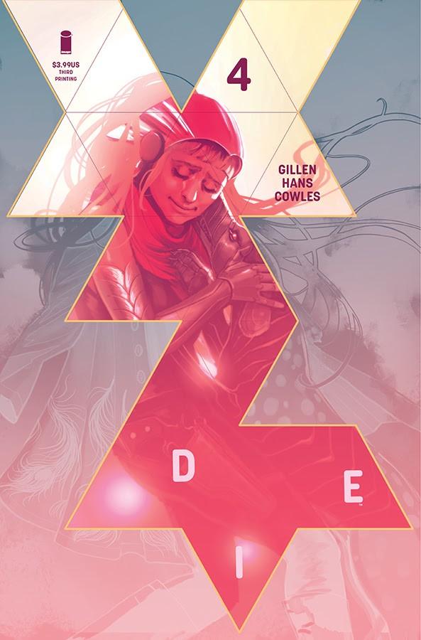 Die #4 3rd printing