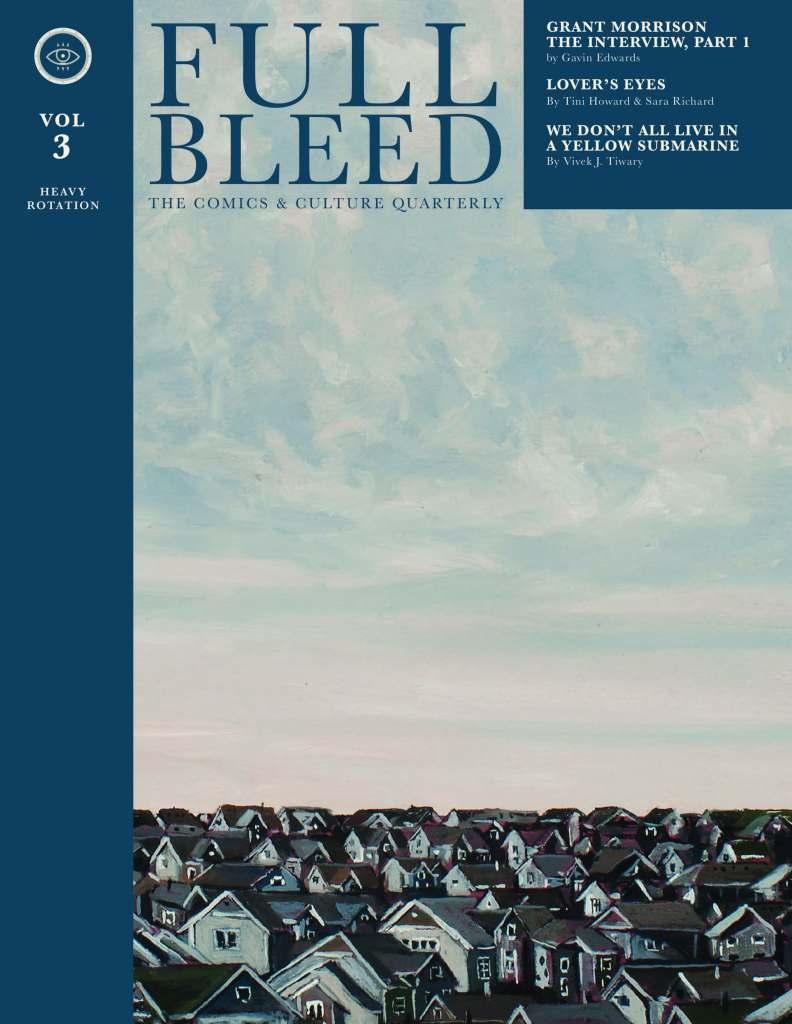 Full Bleed, Vol. 3: Heavy Rotation