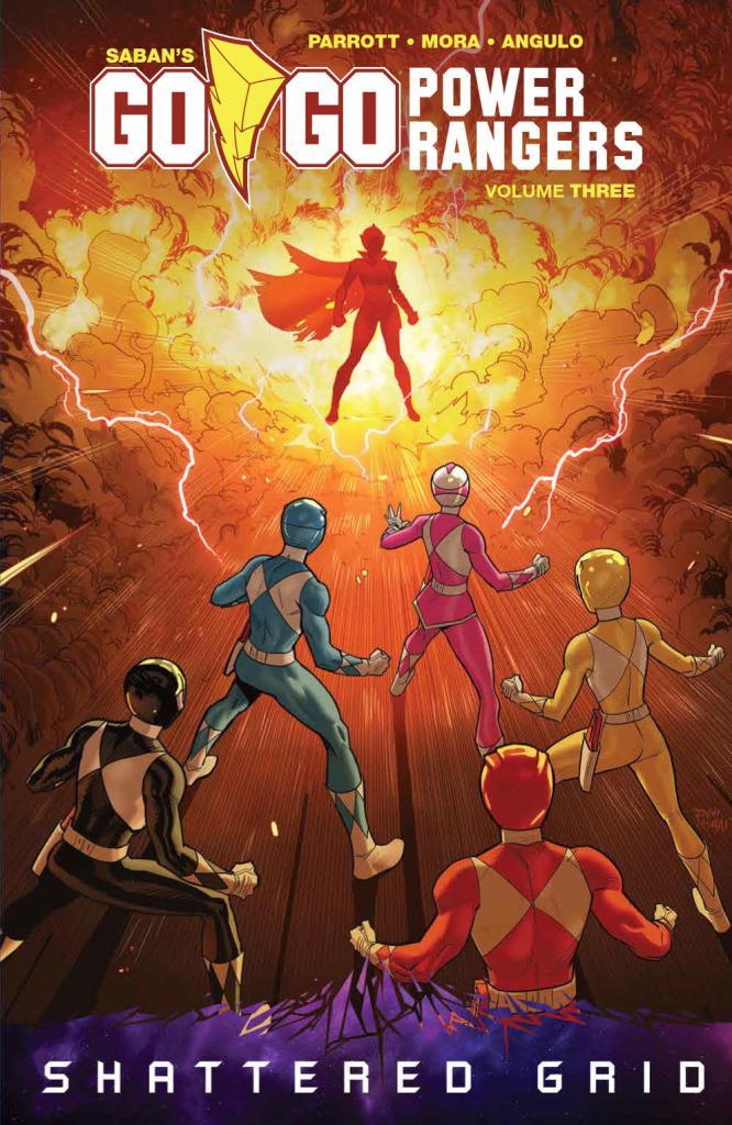 Saban's Go Go Power Rangers Vol. 3 SC