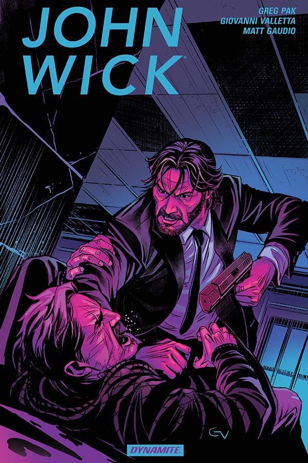 John Wick Vol. 1 HC