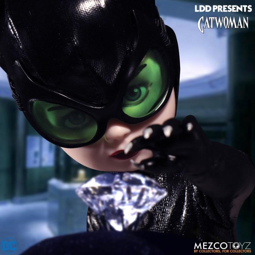 LDD Presents DC Universe Catwoman