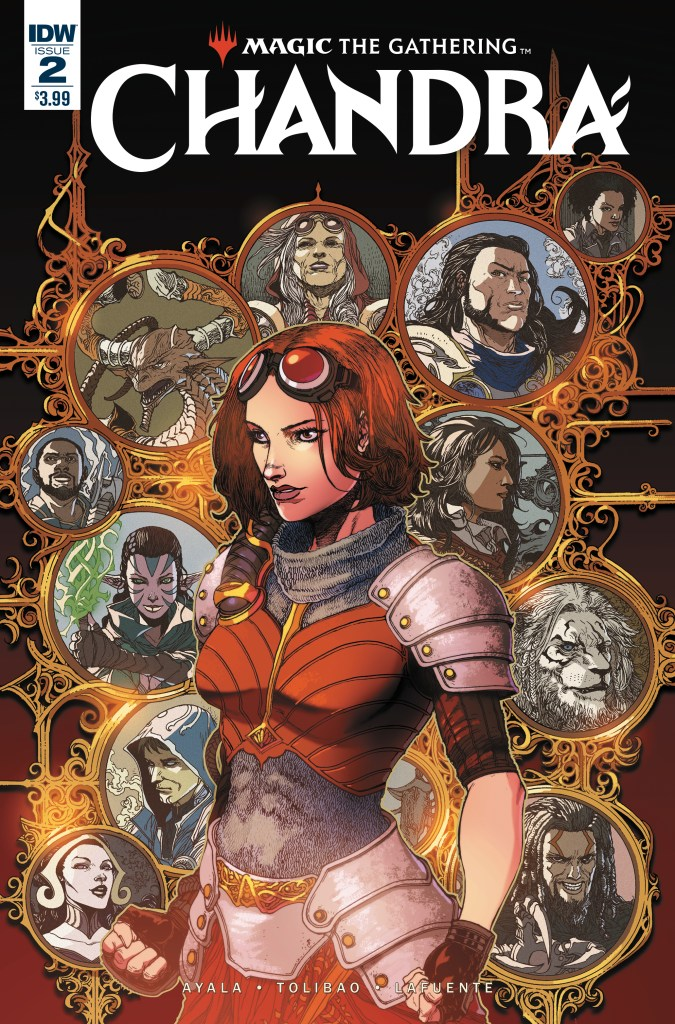 Magic: The Gathering: Chandra #2