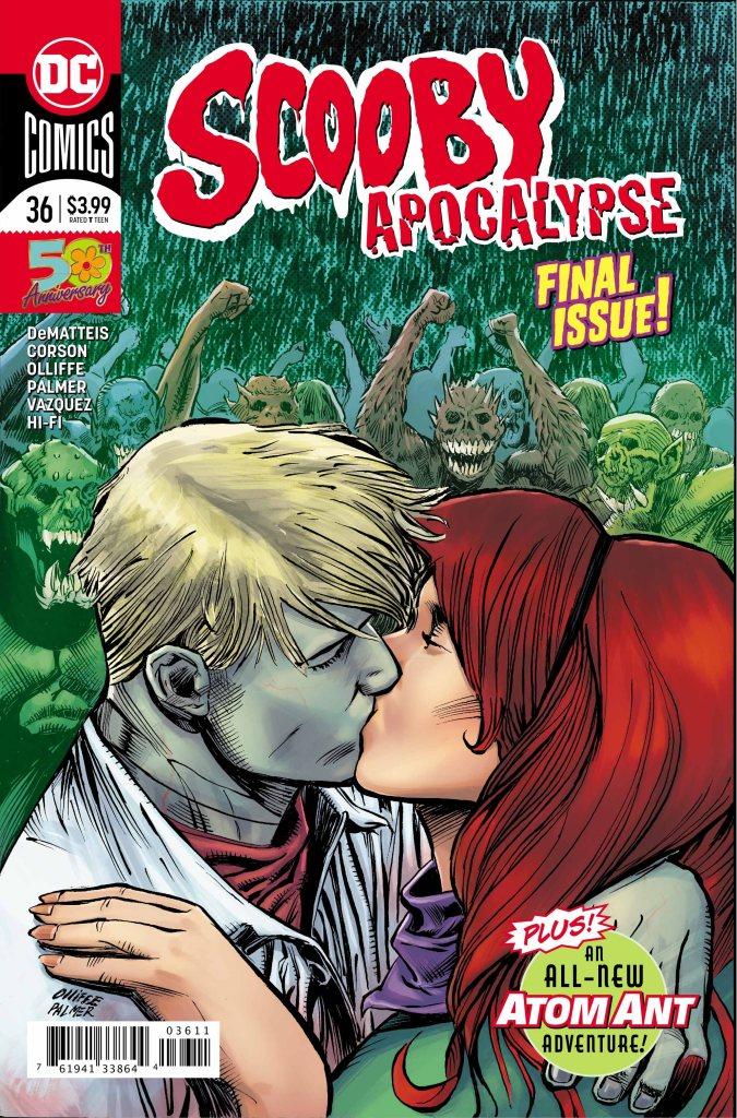 Scooby Apocalypse #36