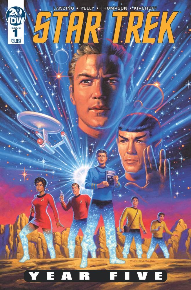 Star Trek: Year Five #1