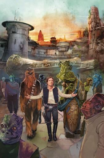 Star Wars: Galaxy's Edge #1