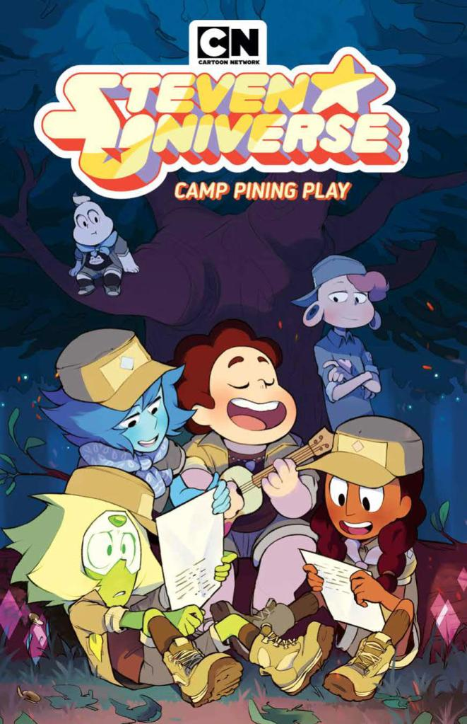 Steven Universe: Camp Pining Play OGN SC