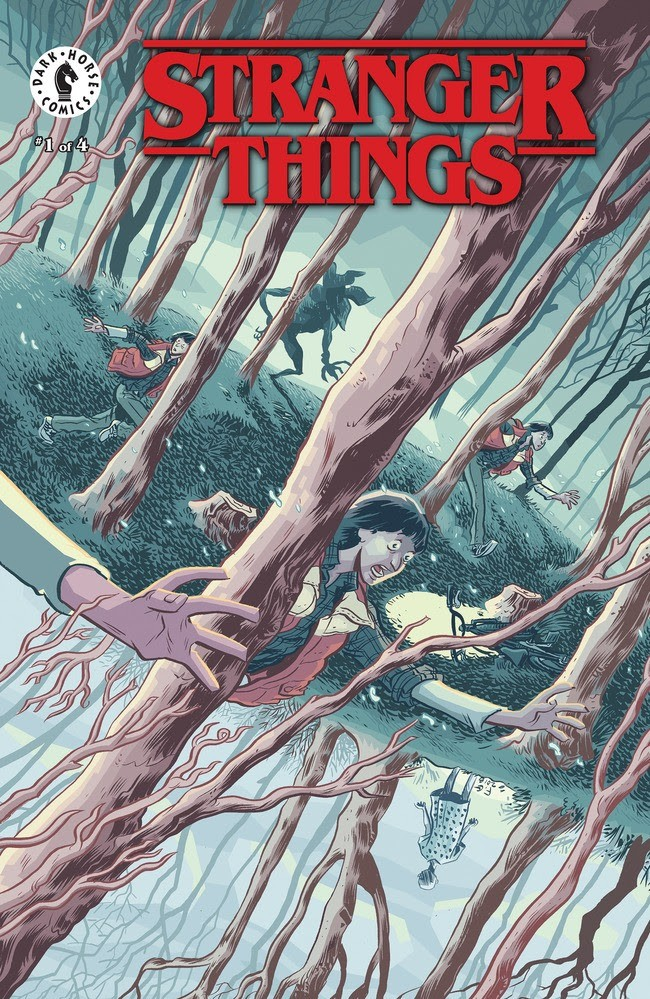 Stranger Things #1 Convention Exclusive (Fábio Moon)