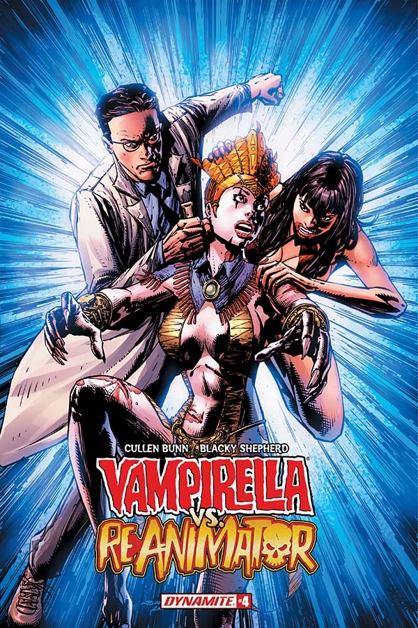 Vampirella vs Reanimator #4