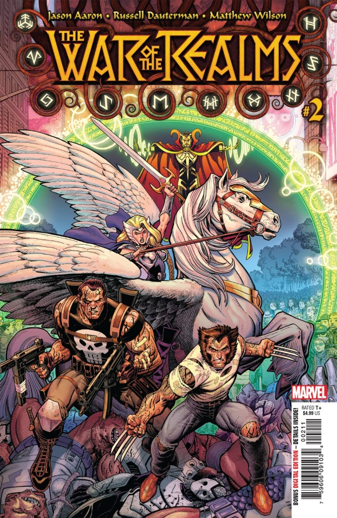 War of the Realms #2 (of 6)