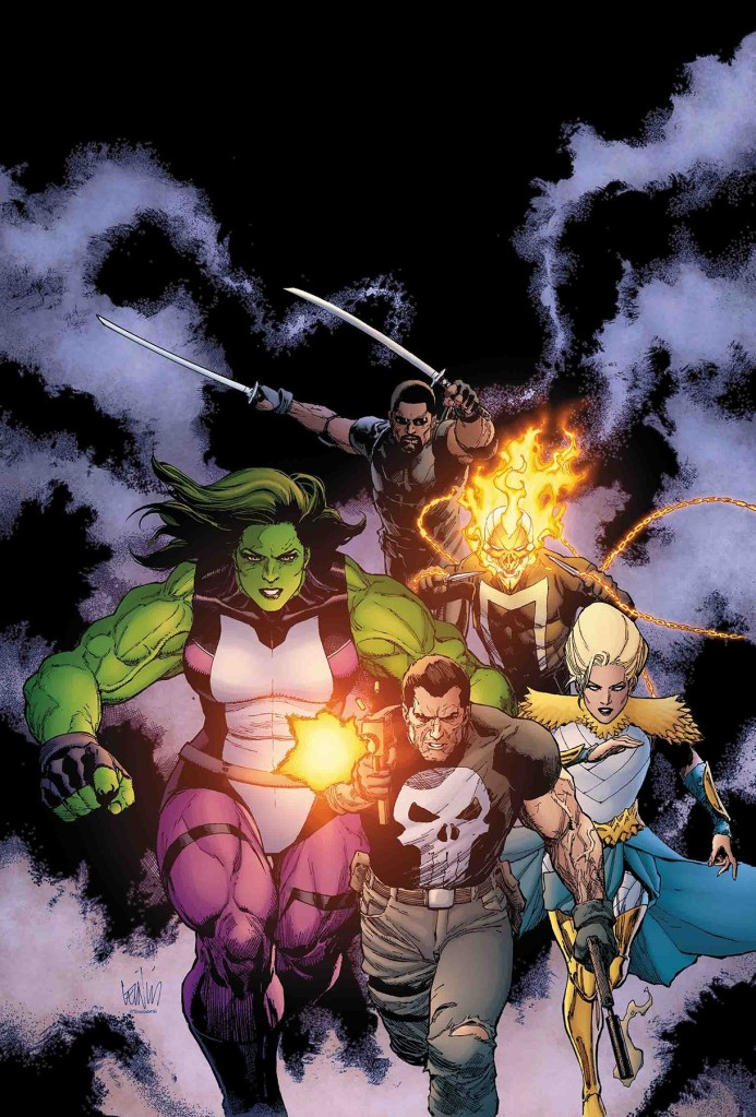 War of the Realms: Strikeforce - Dark Elf Realm #1
