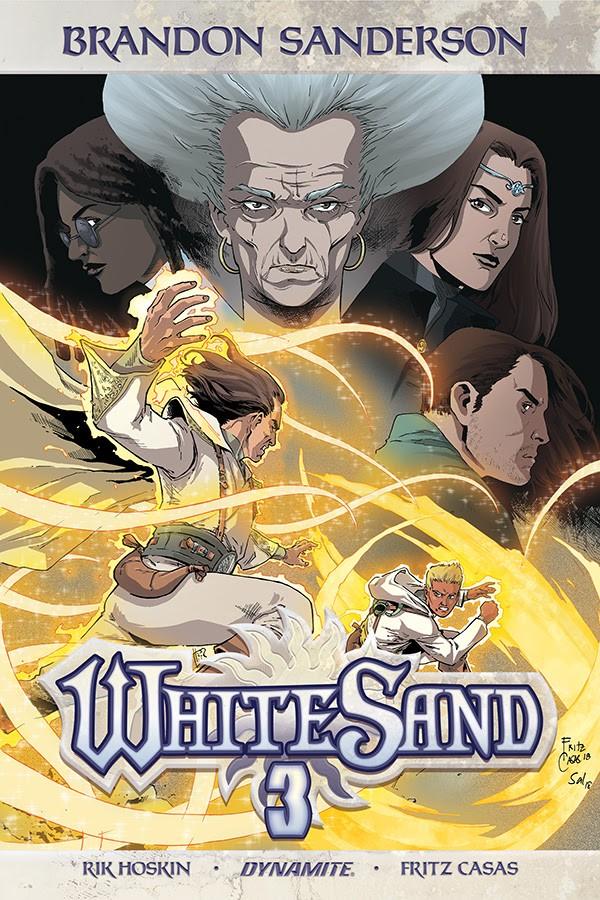 White Sand Volume 3