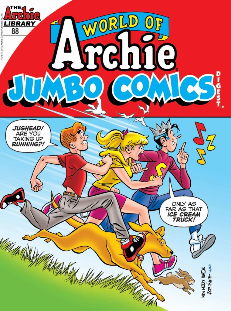 WORLD OF ARCHIE JUMBO COMICS DIGEST #88