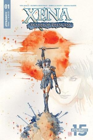 Xena: Warrior Princess #1