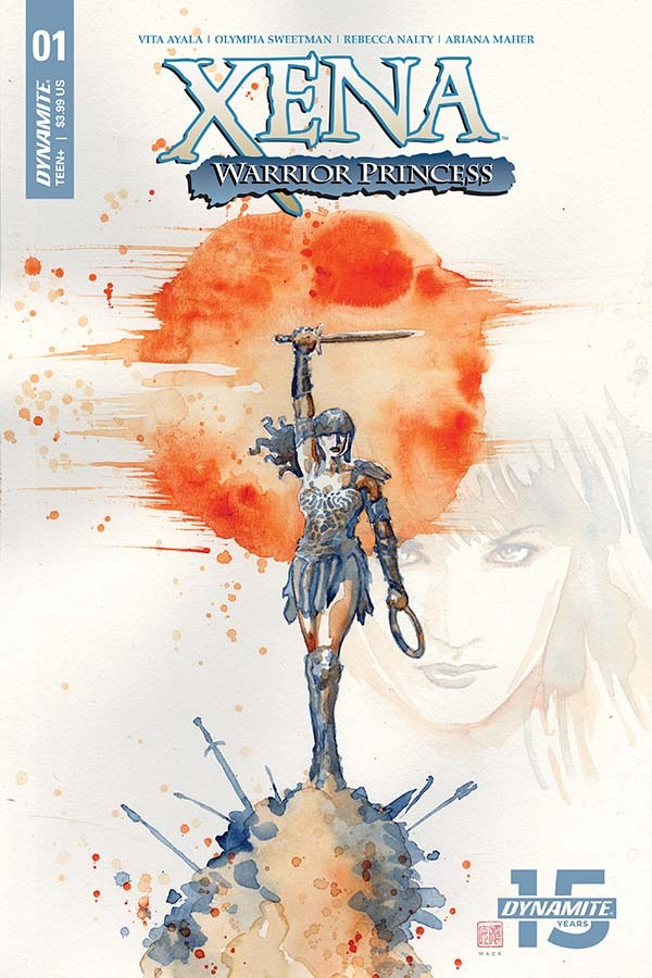 Xena: Warrior Princess (2019) #1