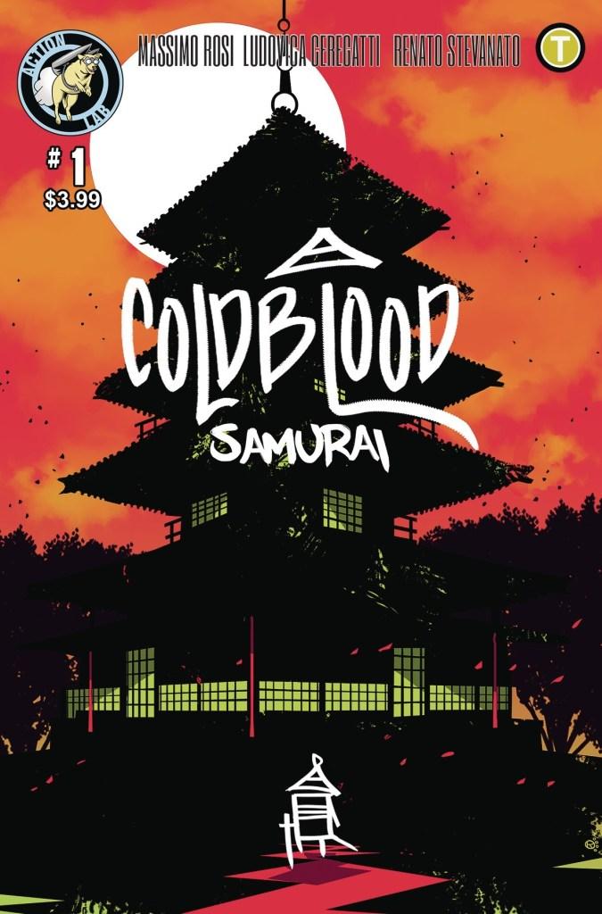 Cold Blood Samurai #1