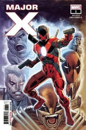 Major X #1