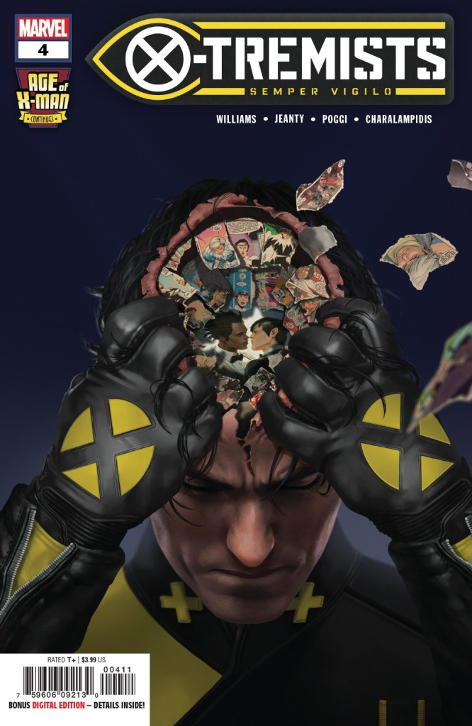 Age of X-Man: X-Tremists #4 (of 5)