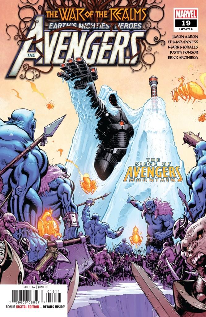 The Avengers #19