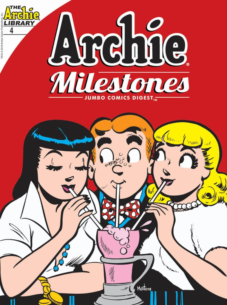 ARCHIE MILESTONES JUMBO COMICS DIGEST #4
