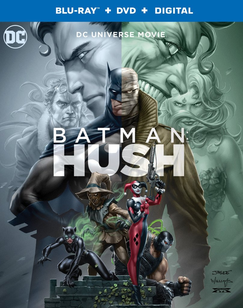 Batman: Hush Gets Its First Trailer | Graphic Policy