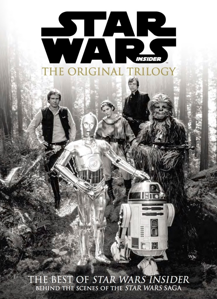 BEST OF STAR WARS INSIDER: ORIGINAL TRILOGY