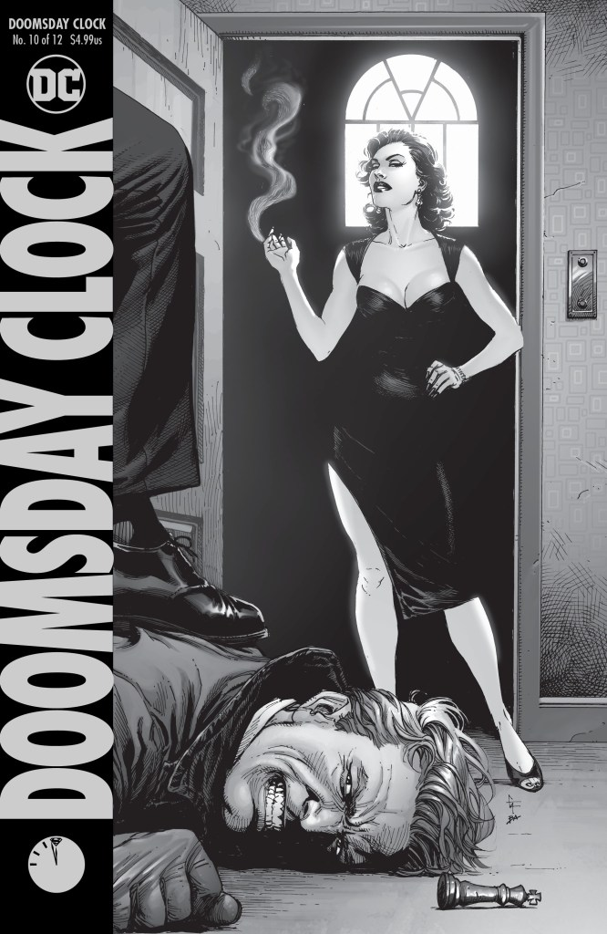 Doomsday Clock #10