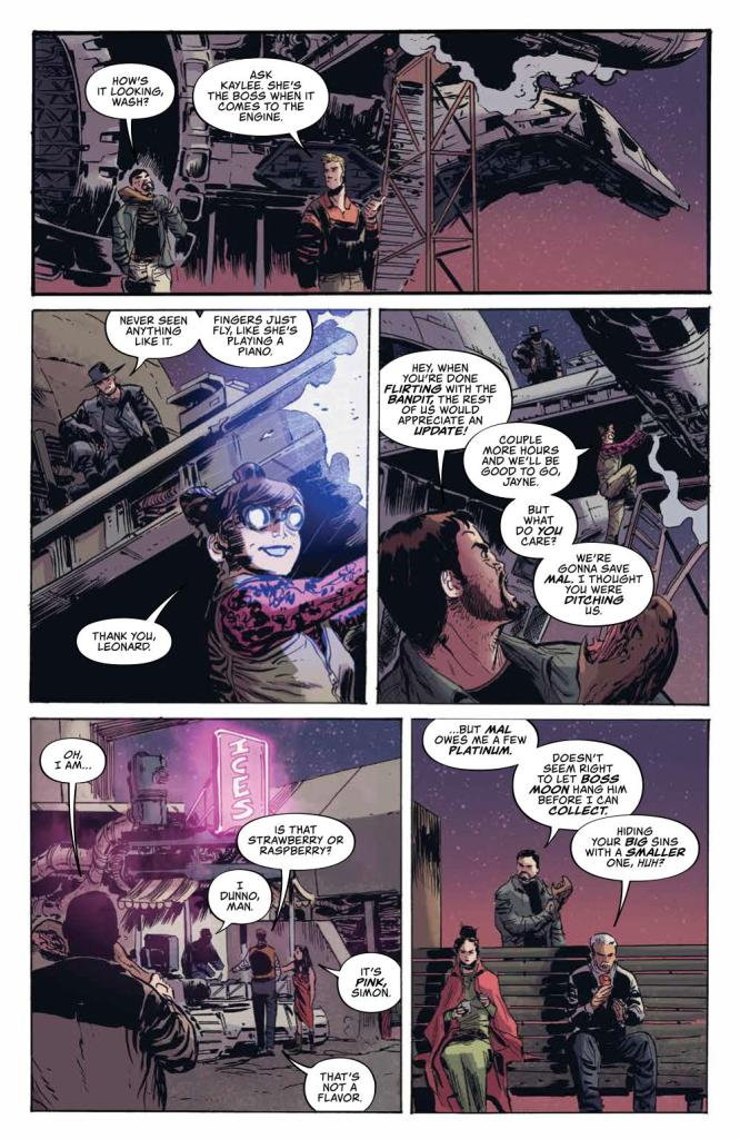 Preview: Firefly #6 | Graphic Policy