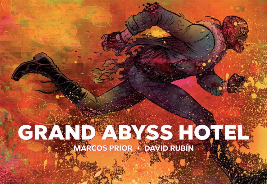 The Grand Abyss Hotel OGN HC