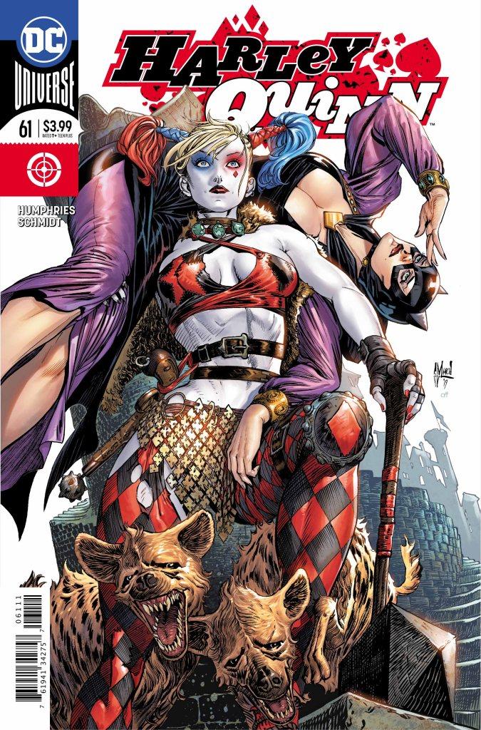Harley Quinn #61