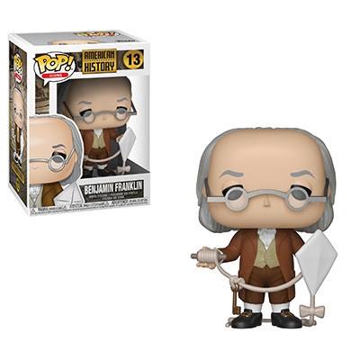 Pop! Icons: History Benjamin Franklin