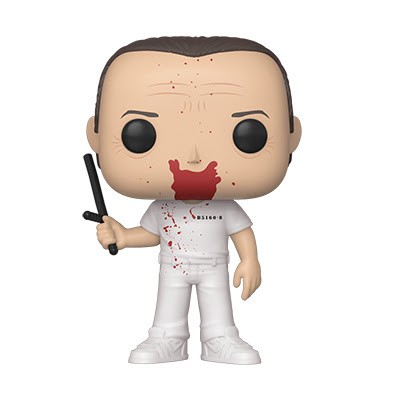 Pop! Movies: Silence of the Lambs bloody